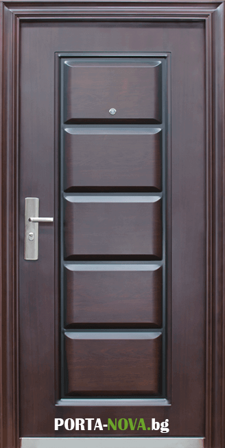 Метална входна врата модел 093-G
