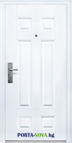 Метална входна врата 666