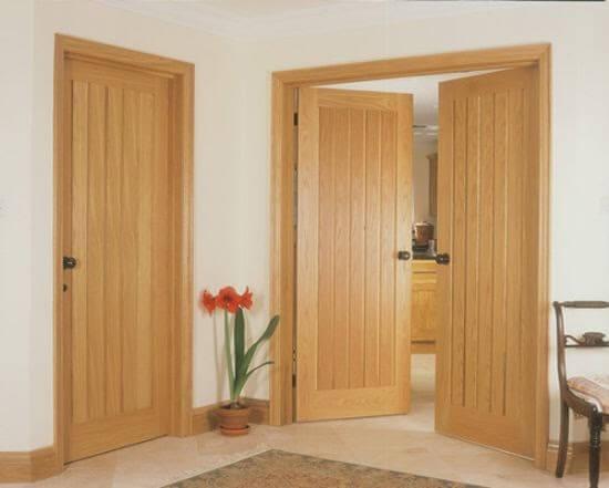 Интериорни врати и блиндирана входна врата